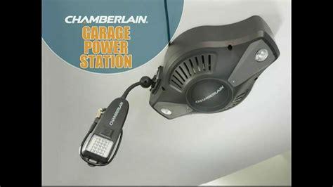 Chamberlain Garage Power Station Tv Commercial  Ispot. Out Door Stove. 1 3 Hp Garage Door Opener. Dock Door. Garage Doors Miami Fl