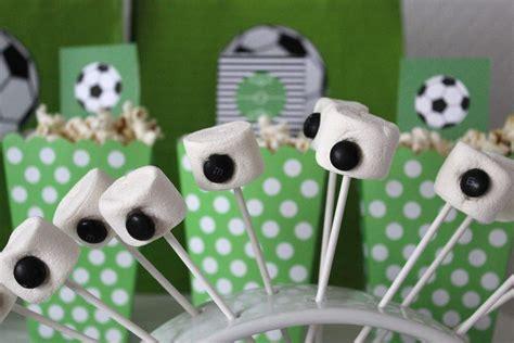 buffet anniversaire football juhlat pinterest