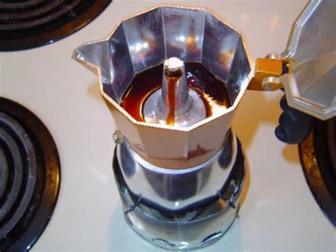 moka pot stove i need coffee