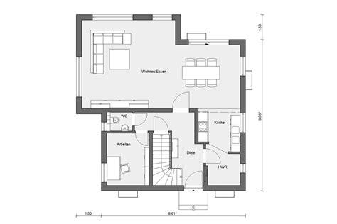 Fertighäuser Im Bauhausstil by Fertighaus Im Bauhausstil Schw 246 Rerhaus