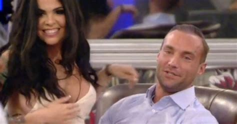 calum best and cami lee hug and make up after fall out