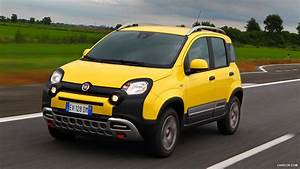 2015 Fiat Panda Cross Front HD Wallpaper #38