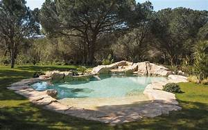 piscine paysagee avec cascade With piscine avec cascade d eau
