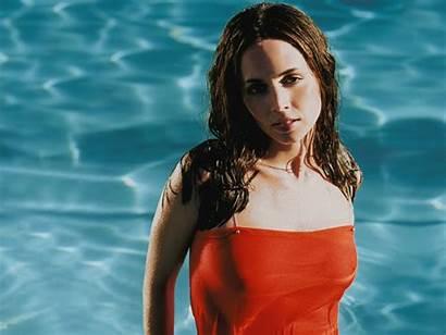 Dushku Eliza Wallpapers Female Bikini Buffy Faith