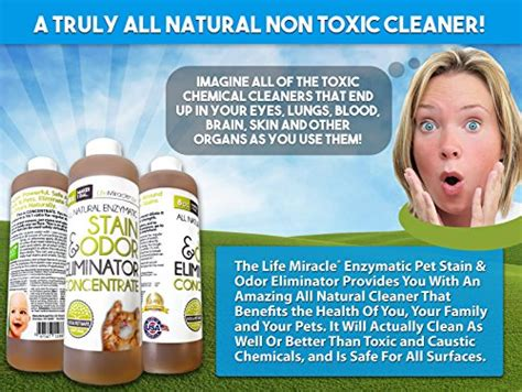Life Miracle Natural Enzyme Cleaner Concentrate The Best Pet, Dog & Cat Stain Remover, Odor Carpet Steam Cleaning Katy Tx Universal New York Cleaners Gainesville Florida Bradstone Stones Medford Wi Ohio Distributors Inc Youngstown Oh Getting Dog Urine Out Of Home Remes