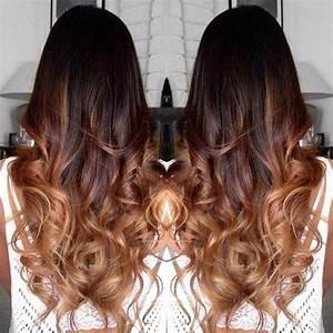 Ombré Hair Marron Caramel : balayage caramel les mod les les plus fashion coiffure ~ Farleysfitness.com Idées de Décoration