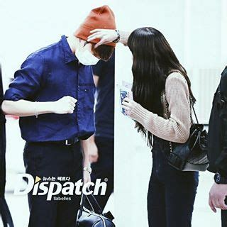 jungkook girlfriend dispatch famous person