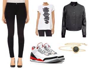 Cute Outfits with Jordan's