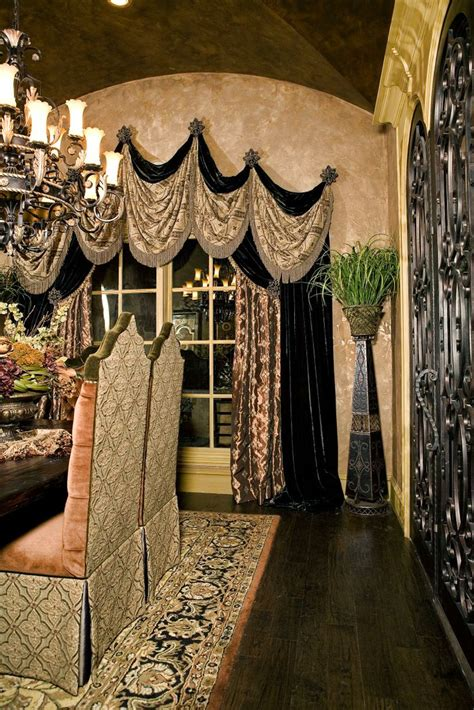 curtain ideas for dining room best 25 tuscan curtains ideas only on patio ideas pergola patio and canopies