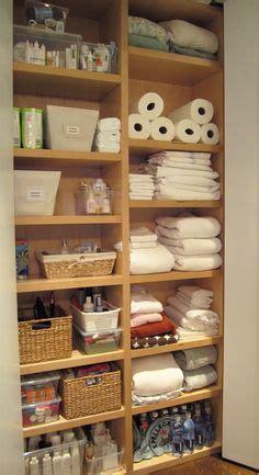 Bathroom Linen Closet Organization Ideas by 331 Best Home Linen Closet Images In 2019 Linen Closet