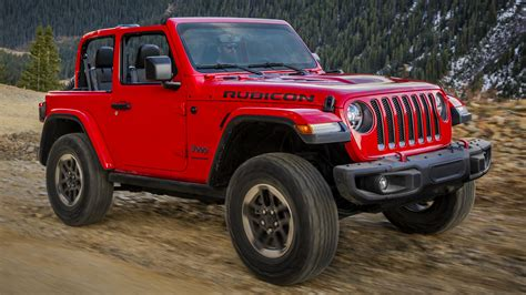 Jeep Wrangler Rubicon (2018) Wallpapers And Hd Images