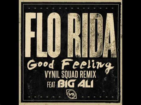 Good Feeling [vynil Squad Rmx](ft Big Ali) On Vimeo