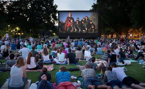Boston Outdoor Movie Calendar 2016 | WeekendPick