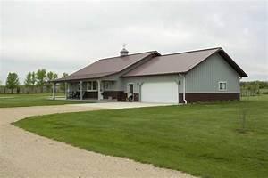 Steve & Kathy's Home » Morton Buildings » 3400 home