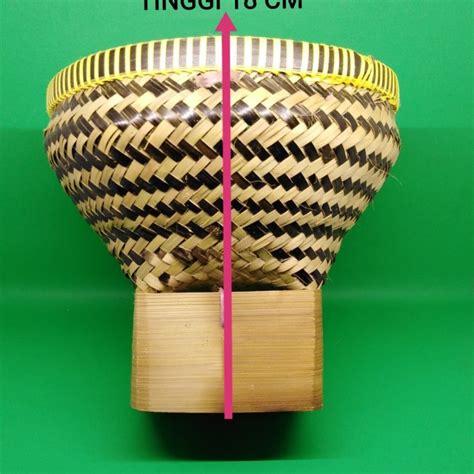 sketsa gambar bakul nasi