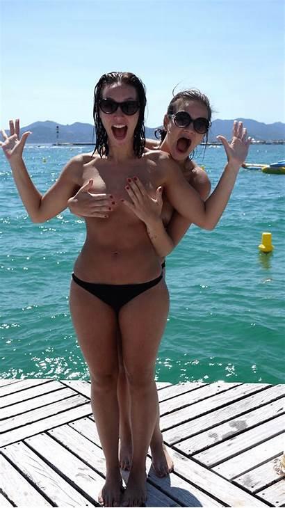 Cannes Londoner Rosie Clean Villa Rose Moisturiser