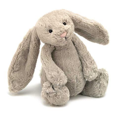 Bashful Beige Bunny Medium Peluche Lapin 31 Cm Bas3b
