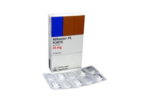 comprar niflamin pl forte 15 mg 5 c 225 psulas en farmalisto colombia