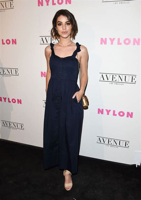 adelaide kane nylon young hollywood party  los angeles