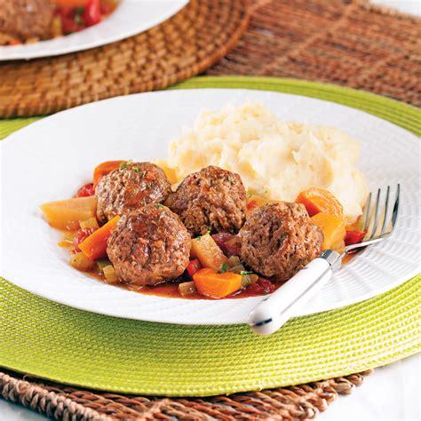 cuisine recettes pratiques stew aux boulettes de boeuf recettes cuisine et nutrition pratico pratique