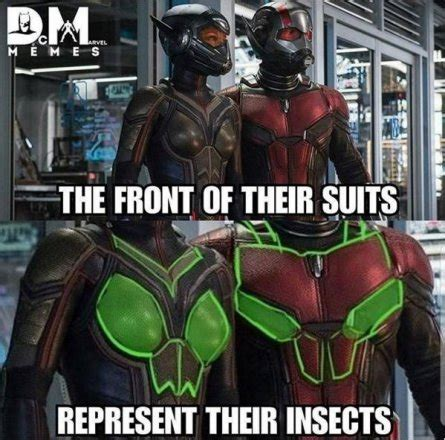 ant man   wasp  fans angry  penis