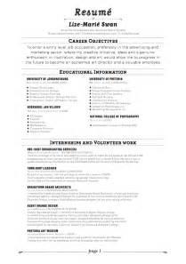 effective resume writing skills cv parade