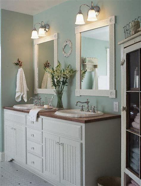 Pretty Bathroom Color Ideas The Wall Color Ideas On Remodeling The New Home