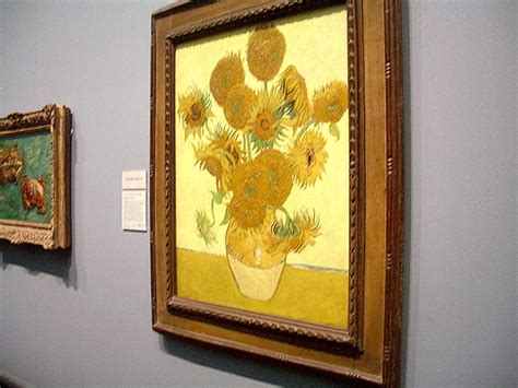 sunflowers   national gallery exhibition review  upcoming