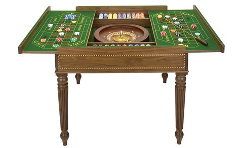 Traditional 8 Game Table  Zontik Games