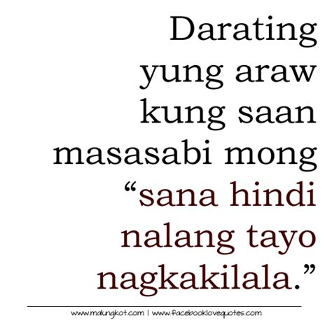 Love Story Quotes Simple Tagalog Love Quotes In Text Message  Love Text Quotes Tagalog