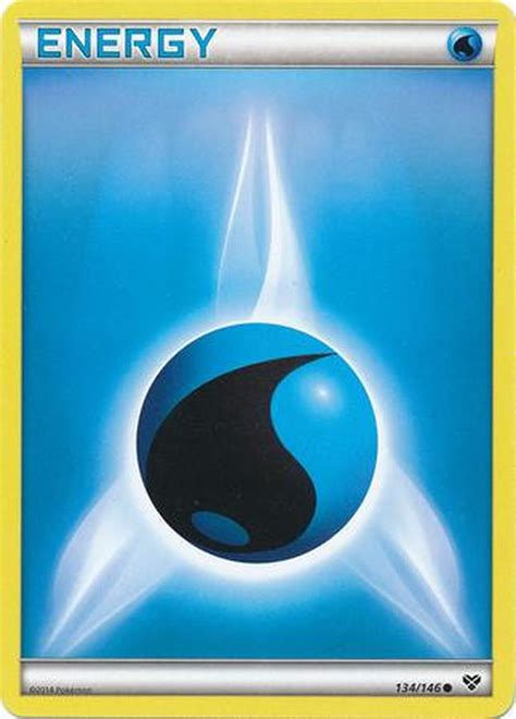 Maybe you would like to learn more about one of these? Pokemon Single Card Common Basic Water Energy - ToyWiz
