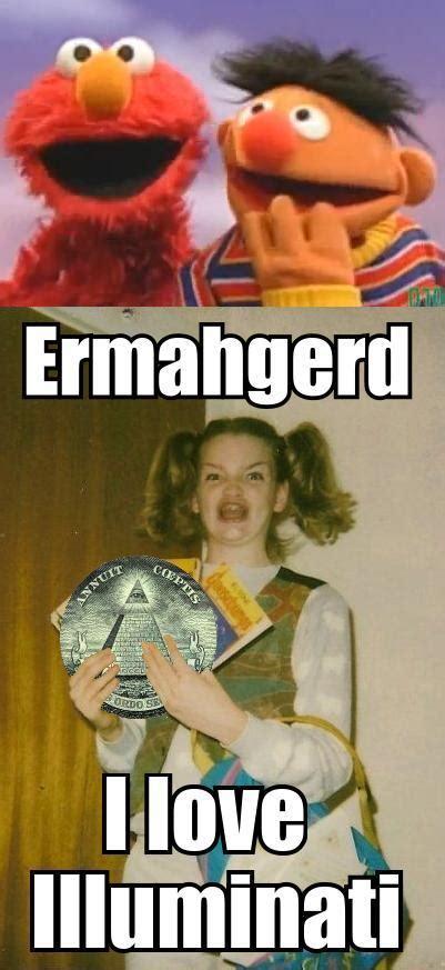 Ermahgerd Know Your Meme - ksi confirmed illuminati memes