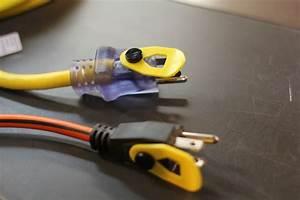 Cordlatch Power Cord Connectors