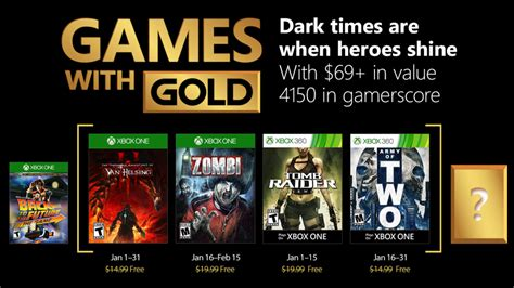 new with gold for january 2018 xbox wire
