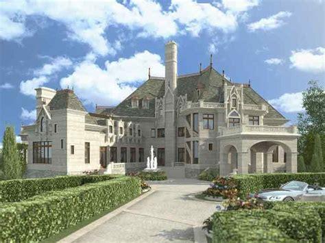 chateau house plans chateau novella house plan 6039 architecture castles lodges s