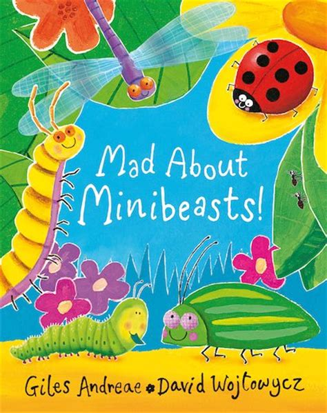 Image result for minibeasts books