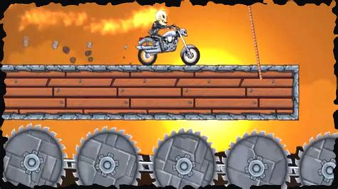 Moto X3m 3 Bike Race Game Mobile Gameplay Level (30