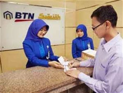 lowongan kerja bank btn syariah terbaru desember