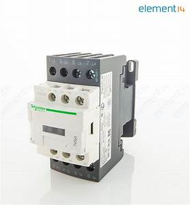 Lc1dt40p7 Schneider Electric  Contactor  Tesys D  Din Rail