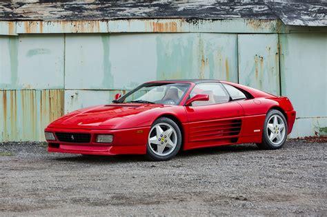 Just Listed: 1993 Ferrari 348 Serie Speciale | Automobile ...