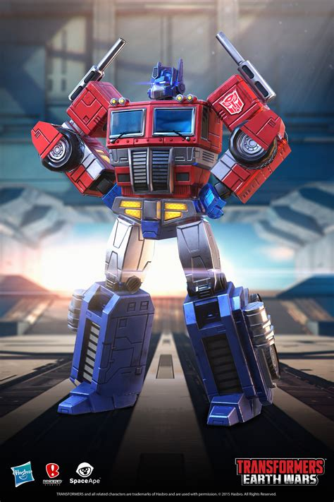 Game News Transformers Earth Wars New Autobot Profiles