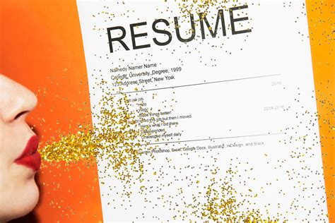 14 Resume Tips And Tricks From An Expert  Man Repeller