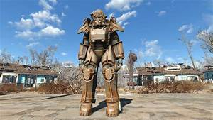 Fallout 4 T 45 Power Armor Gosu Noob Gaming Guides