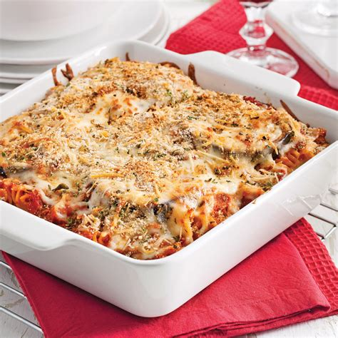 gratin de p 226 tes et aubergine parmigiana recettes cuisine et nutrition pratico pratique