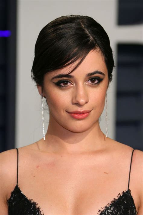 Camila Cabello Vanity Fair Oscar Party