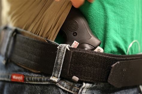 university students     carry concealed weapons  campus bill  rights institute