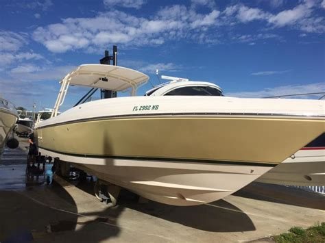 Intrepid Cabin Boats by 2005 Intrepid Powerboats 370 Cuddy Pompano Fl For