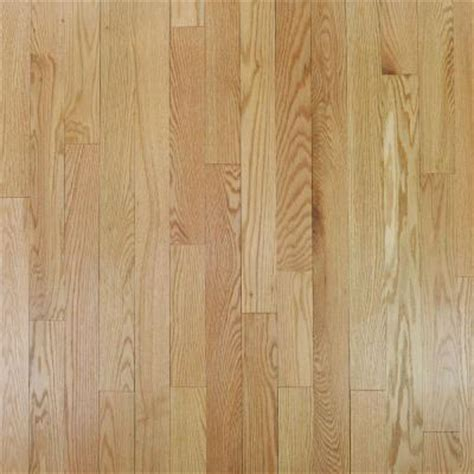 home depot oak flooring unfinished unfinished red oak select and better 3 4 in x 3 1 4 in x random length solid hardwood flooring