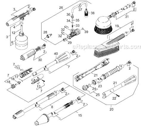 karcher k 330 m parts list and diagram 1 994 916 0 ereplacementparts
