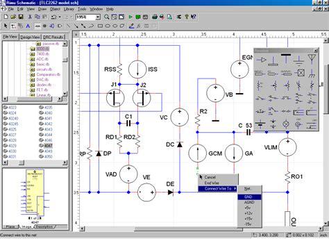 Schematic Diagram Software Free Download